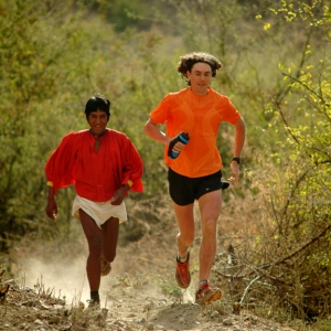 Scott-Jurek vs Tarahumara